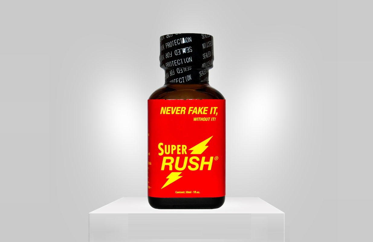 Poppers Super Rush
